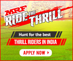 MRF RIDE THE THRILL Hunt for the best THRILL RIDERS IN INDIA
