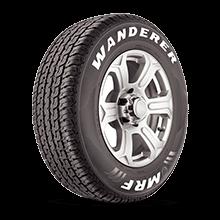 MRF WANDERER  Tyre