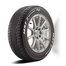 MRF ZSPORT World Cup Edition Tyre