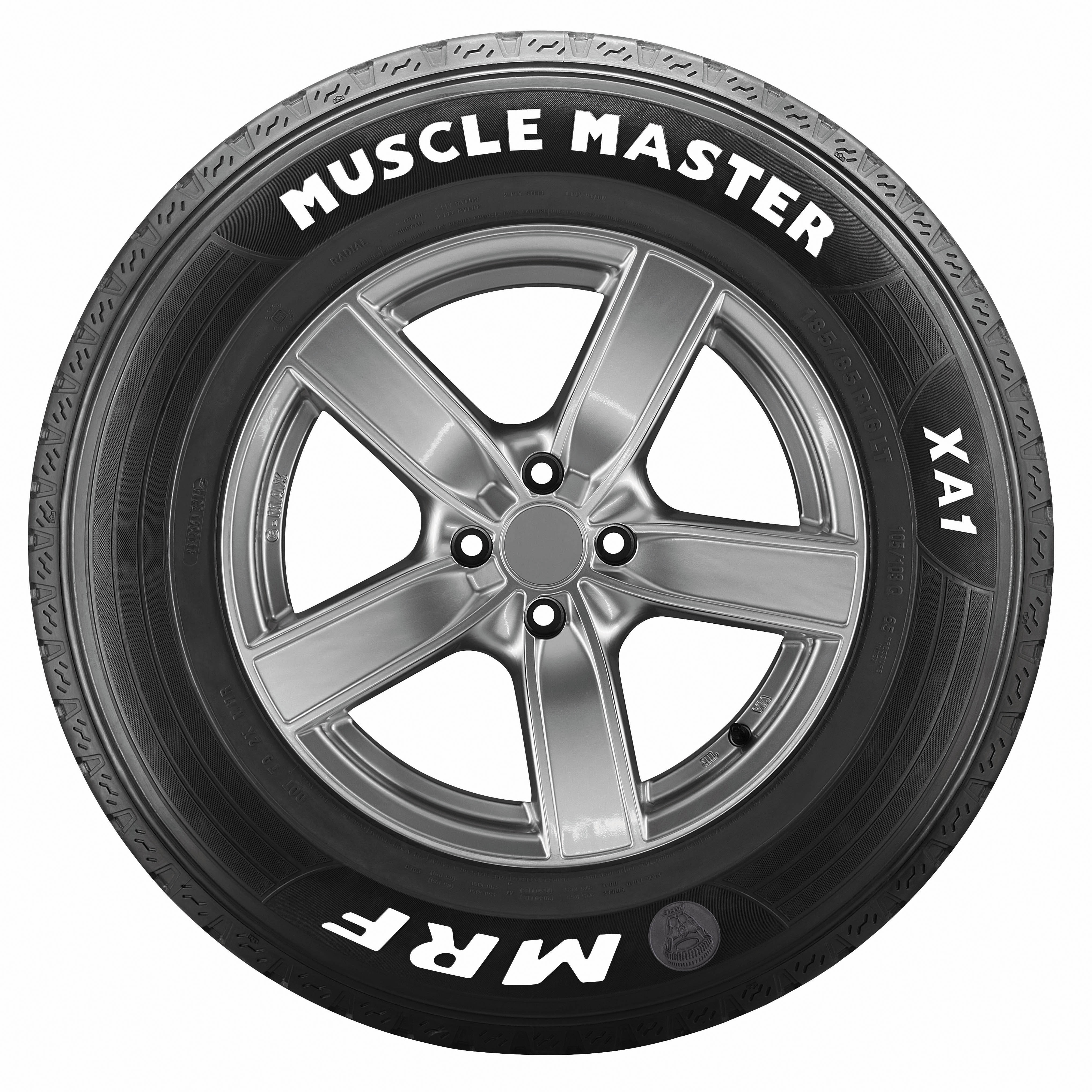 Mrf Tyres Muscle Master