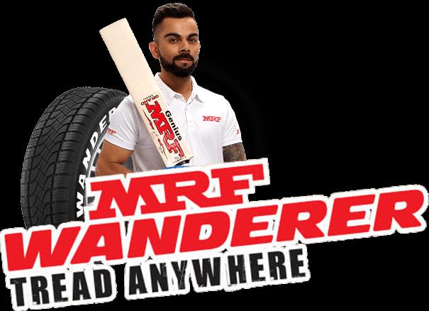 MRF WANDERER TREAD ANYWHERE
