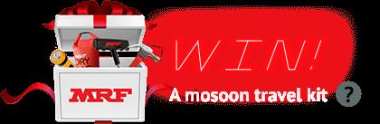 Win a Monsoon Travel Kit